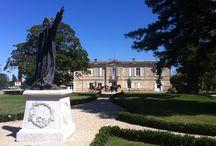 Château Marquis de Vauban / Visite du vignoble et des chais au Château Marquis de Vauban à Blaye Bordeaux Réservez avec winetourbooking.com