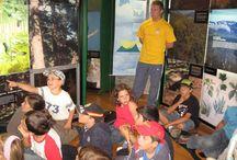 Excursión a Puebla de Lillo,León Campamentos de inglés GMR / Los campers disfrutan y aprenden acompañados de los profesores nativos