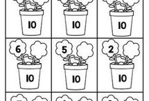 Number Bonds Worksheets / Number bonds worksheets for homeschooling families or teachers.  These printables will help the student achieve fact fluency.