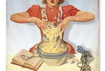 Imagens - Cozinha / Pintura, ilustração e arte decorativa