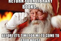 Library Memes