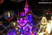 Disney World at Christmas / by Mouze Kateerz