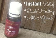 Essential Oils / by Melissa Mathis