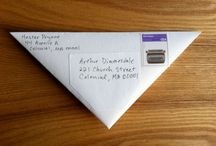 Postal services / by Fab Brian