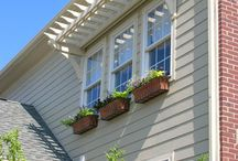 home exterior / by Andie Grassl