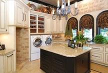 Laundry Rooms Luxury