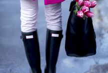Rainy Day outfits!