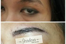 6D microblading eyebrow