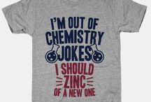 Science jokes aka my life