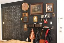 Entry/Foyer / by Yvonne Bosquez