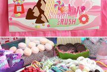 Sugar rush party