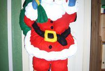 My Christmas makes / Home made Christmas.