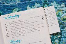 { journaling }