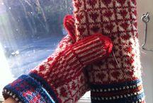 Votter og sokker