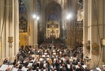 Réquiem de Mozart / Así fue el 'Réquiem de Mozart' que dirigió Ivor Bolton el pasado 20 de septiembre en la Catedral de Toledo dentro de la programación musical de El Greco 2014.