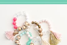 bracelet tassels to make and sell