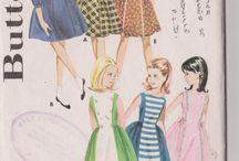 Children's Sewing Patterns / Sewing Patterns for Kids