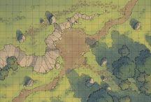 D&D Mappe