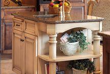 kitchen ideas / by Melanie Wicker