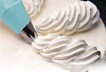 polevy,krémy,hmoty.. / dortů
