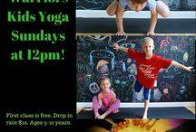 Jaya Yoga Class Offerings