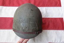 Elmetti M1 / Elmetti americani Seconda Guerra Mondiale