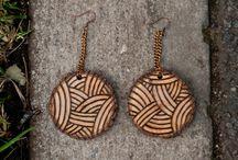 general wood craft - woodburning