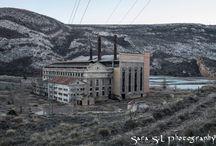 Patrimonio industrial Aragón