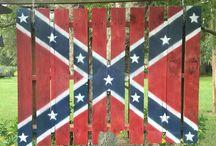 Confederatie vlag
