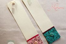Bookmarks / Handmade Bookmarks Inspired in Jane Austen and other writers