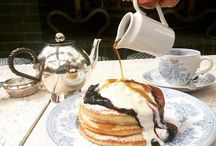 London Brunch Life / Brunch worth rolling out of bed for on the weekends