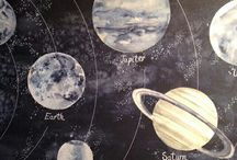 Stars. Superior beauty. Saturn