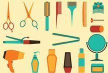 Hairstyles, Hairdo, Hair tools, Hair tricks