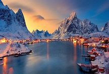 My Dream City / Norge - Norway