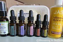 Do Terra Essential oils
