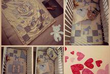 Moje výrobky patchwork / moje nové hobby na materskej:)