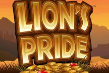 """Lions Pride / Gli amanti della natura, o semplicemente della bella grafica, troveranno la slot Lion's Pride, disponibile sul casinò Voglia di Vincere, particolarmente interessante. I colori della savana sono anche i colori dell'oro! Prova a ottenere 3 simboli """"Maschera"""" per vincere fino a 25 giocate gratuite."""