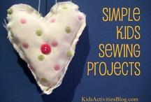 sewing projects for kids