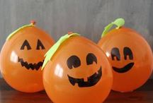 Kids Halloween Ideas / Kids Halloween Ideas - fun things to make and do for Halloween with your kids.