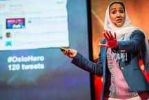 TED Talks: English and Arabic / Great for classrooms and starting discussions!
