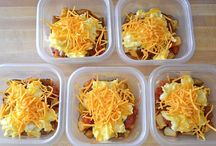 Meals to make over