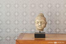 Plantillas Decorativas Mosaicos