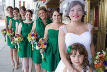 Lucky in Green | Wedding Inspiration