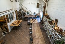 Around the Woodshop / San Francisco based Wood Thumb woodshop: where we make, day to day, process, handmade wood products and teach workshops