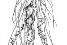 Tatoo sketch