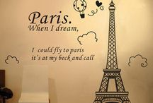 Paris in decorated :*