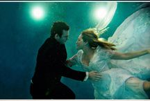 》Engagement《 / Under water photography ideas, to suit my treasures from the sea wedding theme