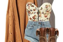Fall Fashion / by Amanda Fanning