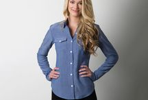 Button Ups, Downs and Shirtdress Sewing Patterns
