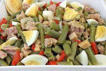 comidas saludables y faciles